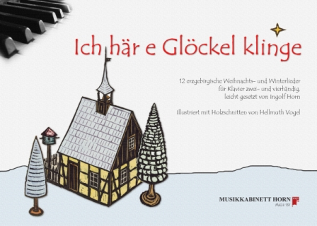 Erzgebirgische Weihnachtslieder.Musikkabinett Horn Homepage Notensatz